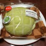 茨城限定セブンイレブンのメロンパン